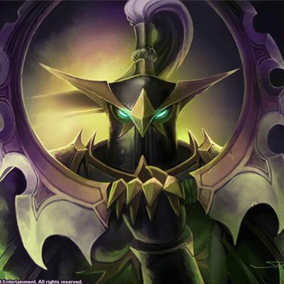nhan vật Maiev Shadowsong – The Warden