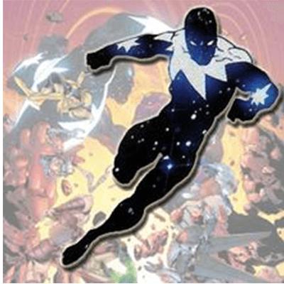 Photon ( Captain Marvel ) – Genis Vell