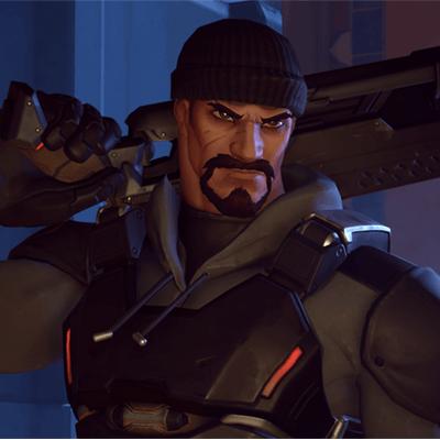 nhân vật Reaper – Gabriel Reyes