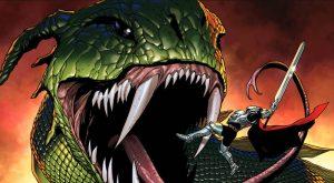 The Serpent và Thor