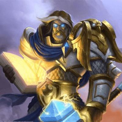 Uther Lightbringer – Paladin