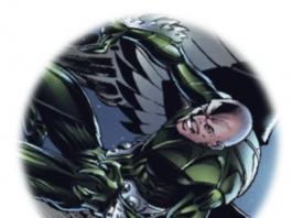 nhân vật Vulture
