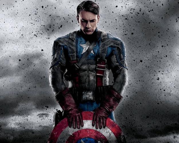 Captain America - Steve Roger