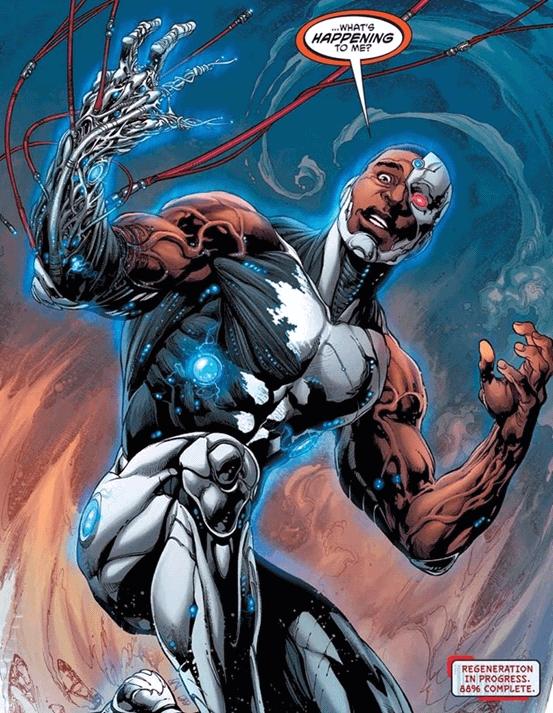 Cyborg (Victor Stone)