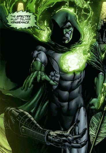 Hal Jordan trở thành The Spectre
