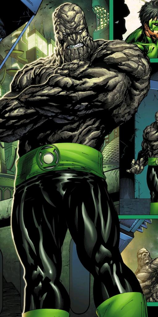 HANNU - Green Lantern không nhẫn