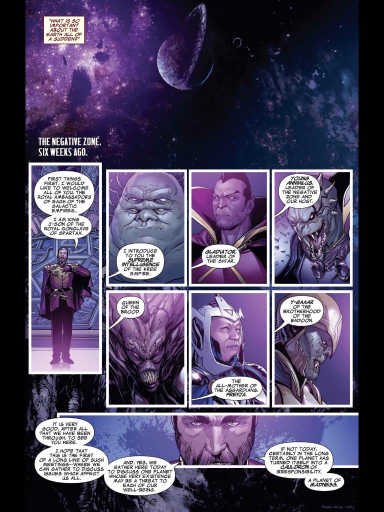 Hội đồng Galactic