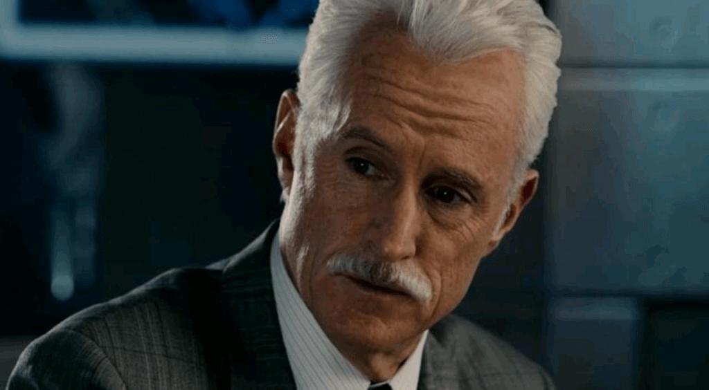 Howard Stark phiên bản về già