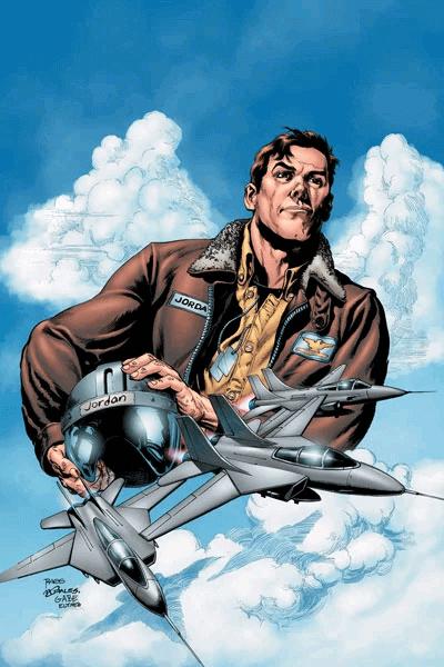 Phi công Hal Jordan