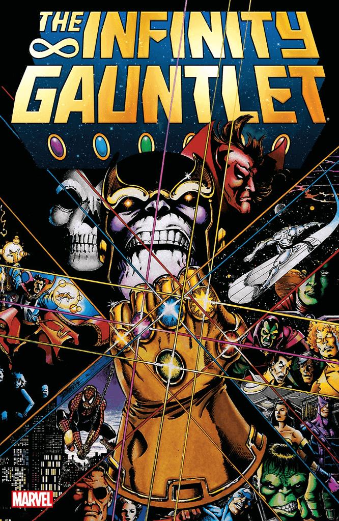 Infinity Gauntlet của Thanos