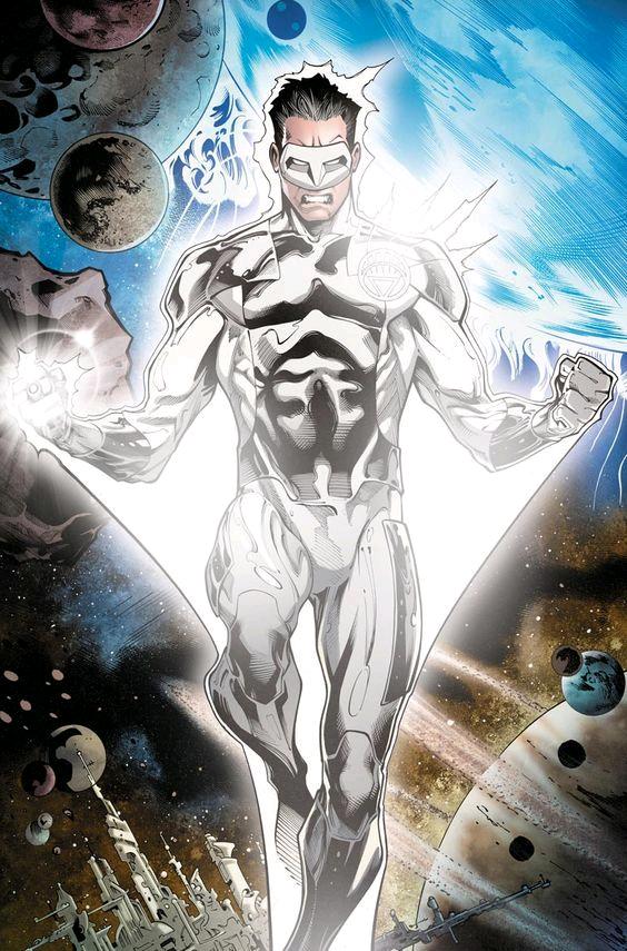 Kyle Rayner (White Lantern)
