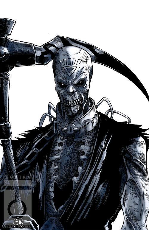 Nekron - Chúa tể của cái chết