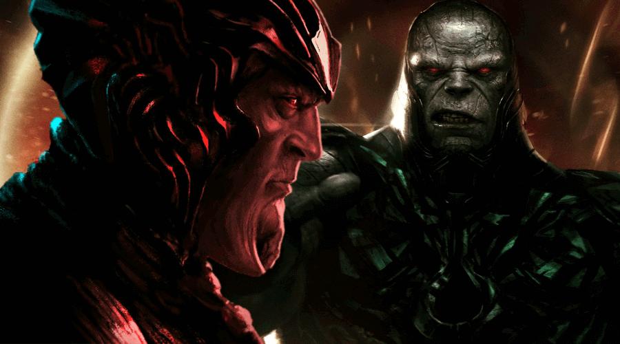 steppenwolf and darkseid