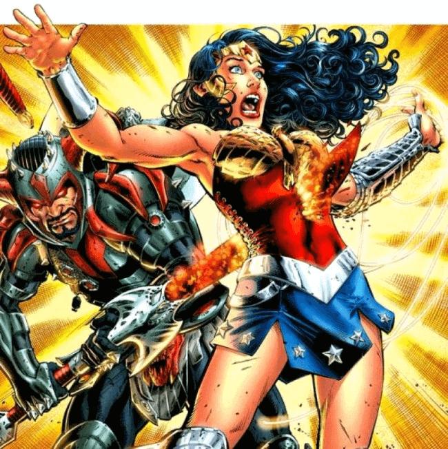 Steppenwolf đã hạ sát Diana