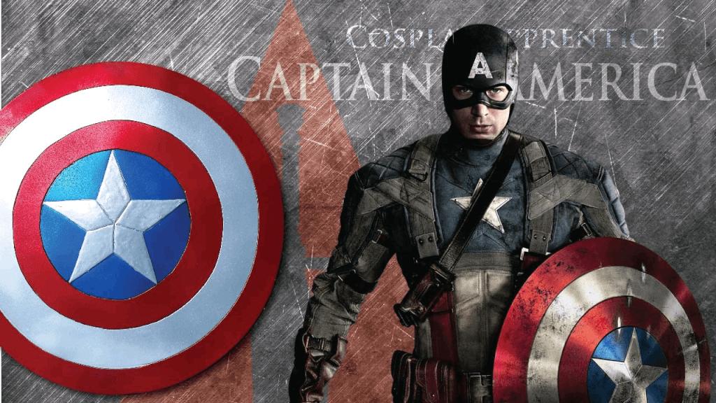 Cap và chiếc khiên huyền thoại của anh