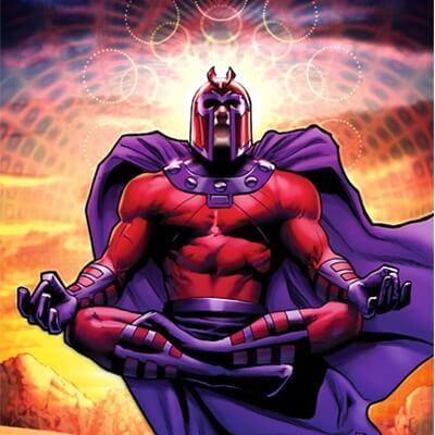 Erik Lehnsherr – Magneto
