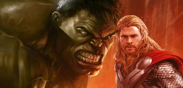 Thor và Hulk