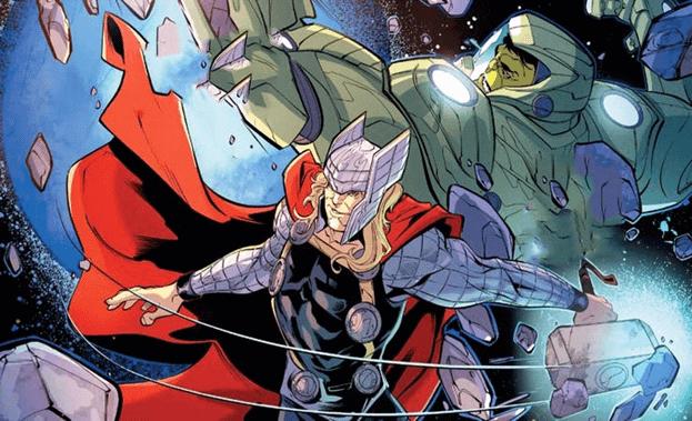Siêu tầm nhìn của Thor