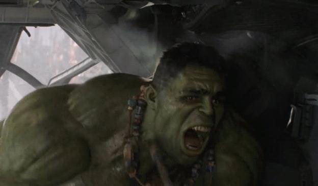 Hulk không thể nói rõ ràng