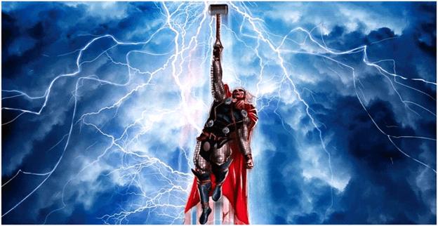 Thor có thể tạo bão