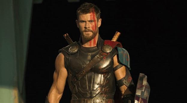 Thor sở hữu ngoại hình ưa nhìn