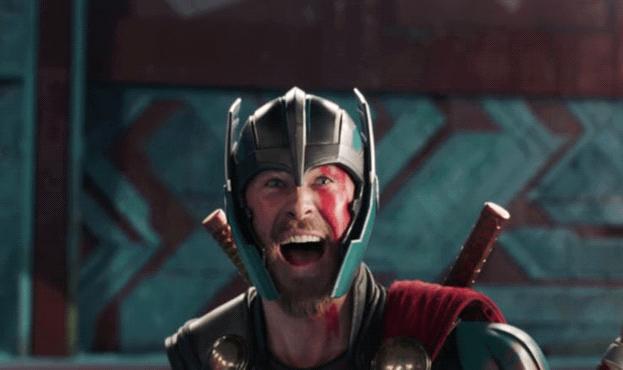 Thor Kiểm soát cơn giận