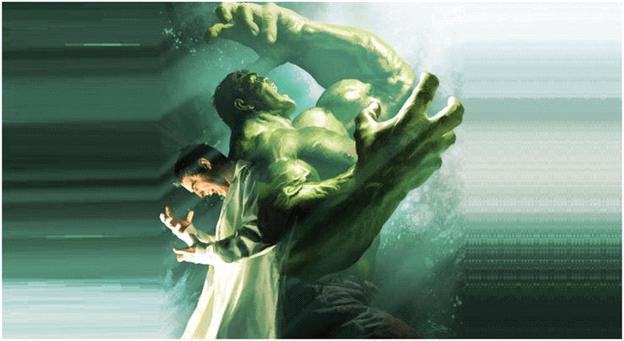 Thor miễn nhiễm với phóng xạ