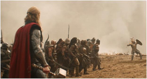Suy nghĩ chiến lược Thor