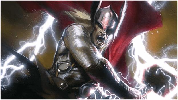 Thor có thể du hành xuyên thời gian