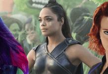 10 nữ siêu anh hùng