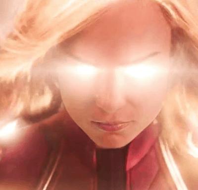 siêu sức mạnh ẩn chứa bên trong Captain Marvel