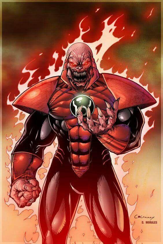 Atrocitus - Vị Thủ Lĩnh Cường Bạo Của Lồng Đèn Đỏ