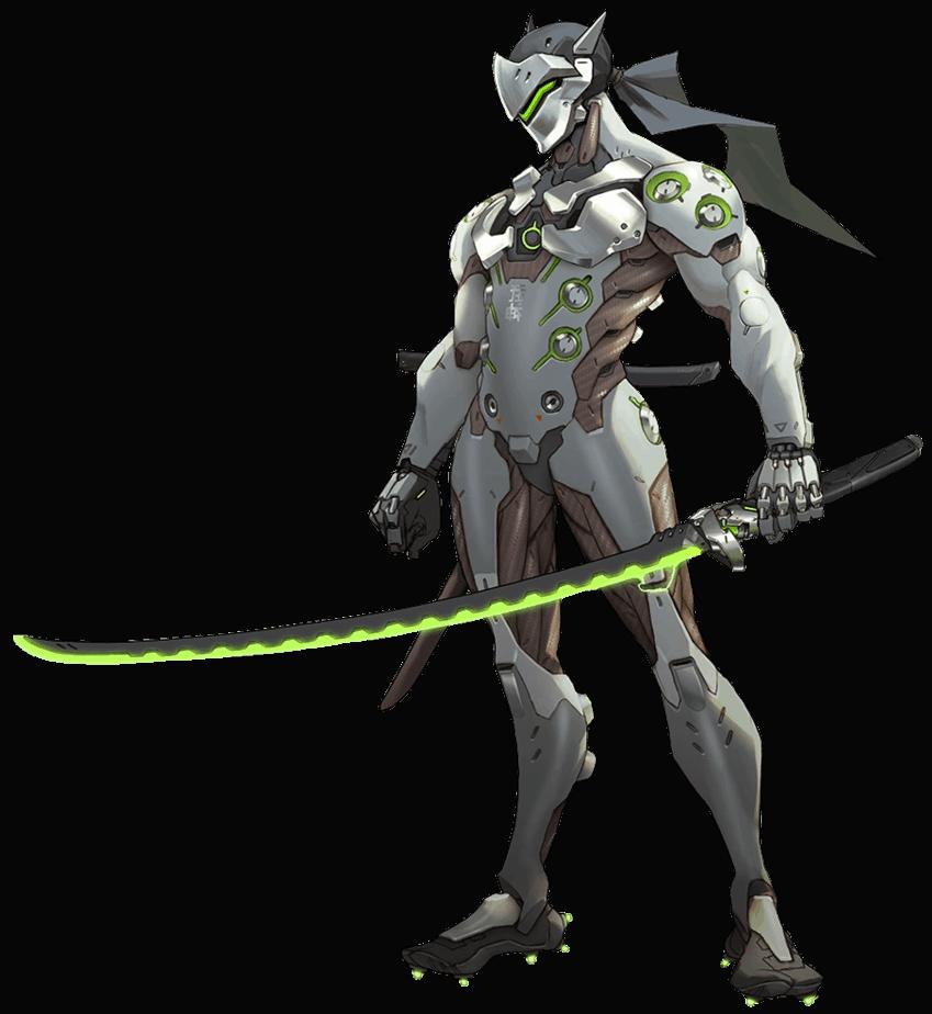 Genji – Genji Shimada