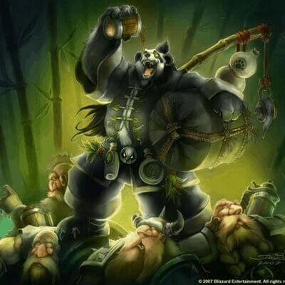 Sinjo Honeybrew – Pandaren Brewmaster