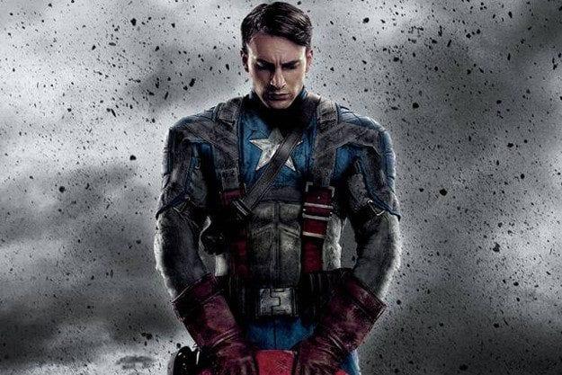 Captain American: Trái tim của một người hùng