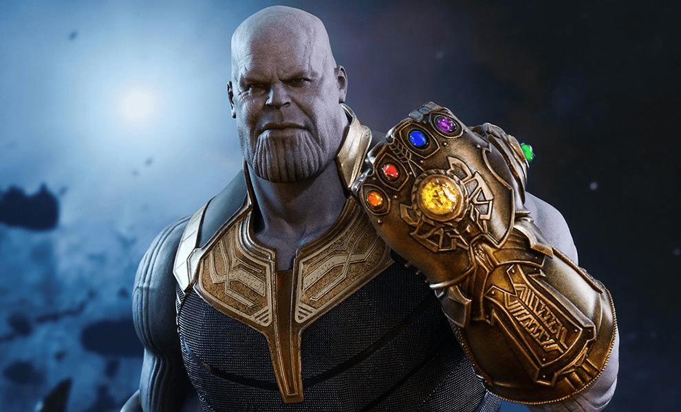 Thanos - Phản diện vĩ đại nhất lịch sử điện ảnh Marvel