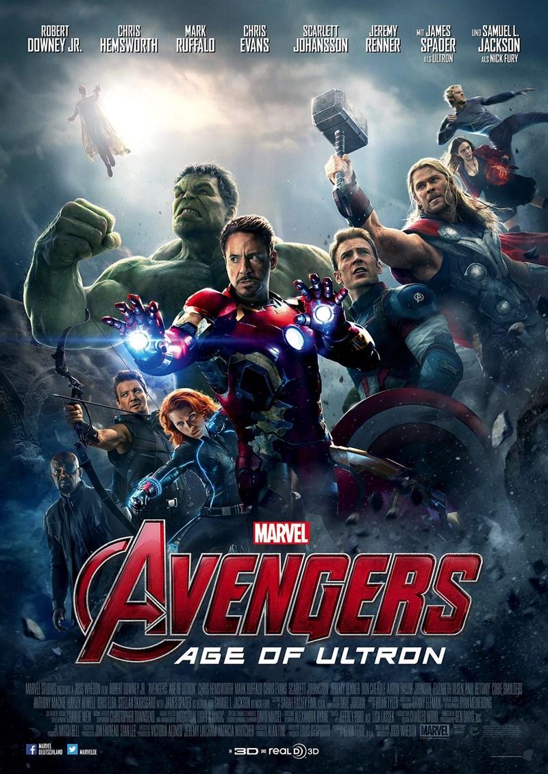 Avengers: Đế chế Ultron - Avengers 2: Age of Ultron