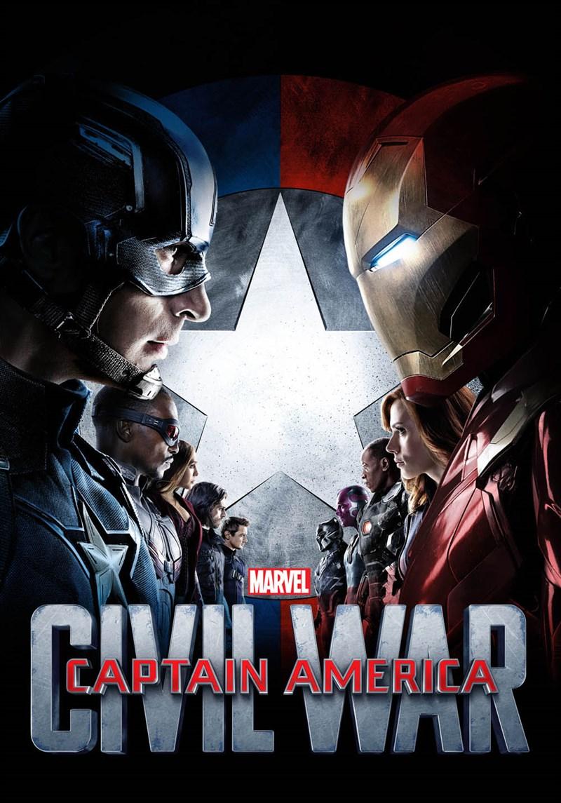 Captain America: Nội chiến siêu anh hùng - Captain America: Civil War