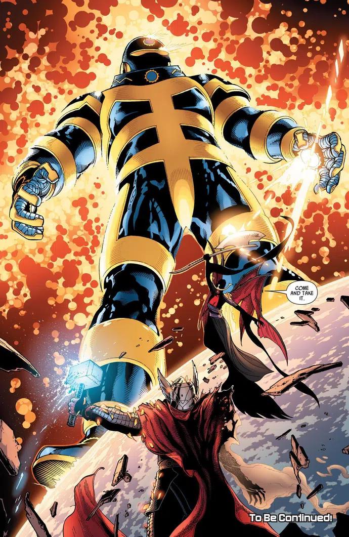 Exitar the Exterminator: Celestial với nhiệm vụ huỷ diệt.