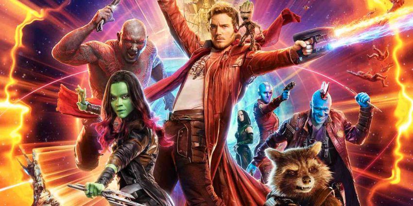 Guardians of the Galaxy 2 - Vệ binh dải ngân hà 2