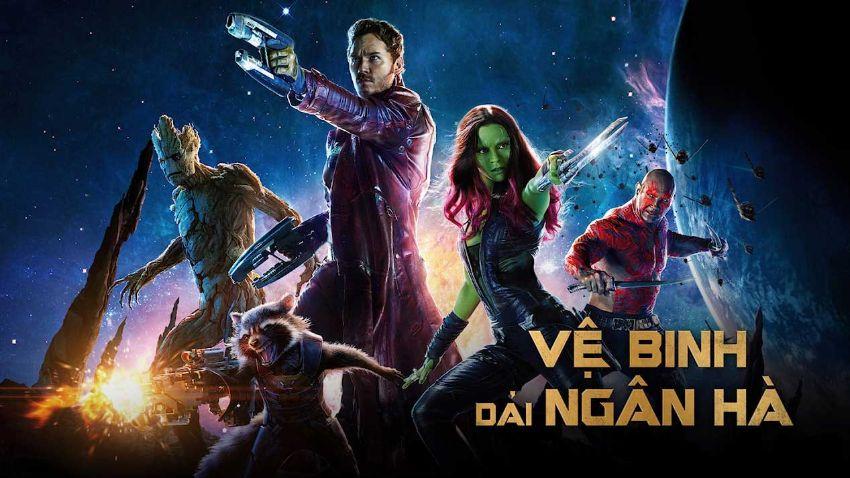 Guardians of the Galaxy - Vệ binh dải ngân hà