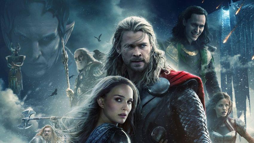 Thor: The Dark World - Thần sấm 2: Thế giới bóng tối