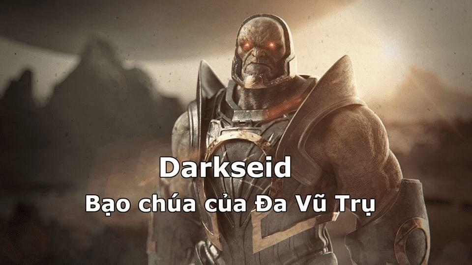 Darkseid - Bạo chúa của Đa Vũ Trụ