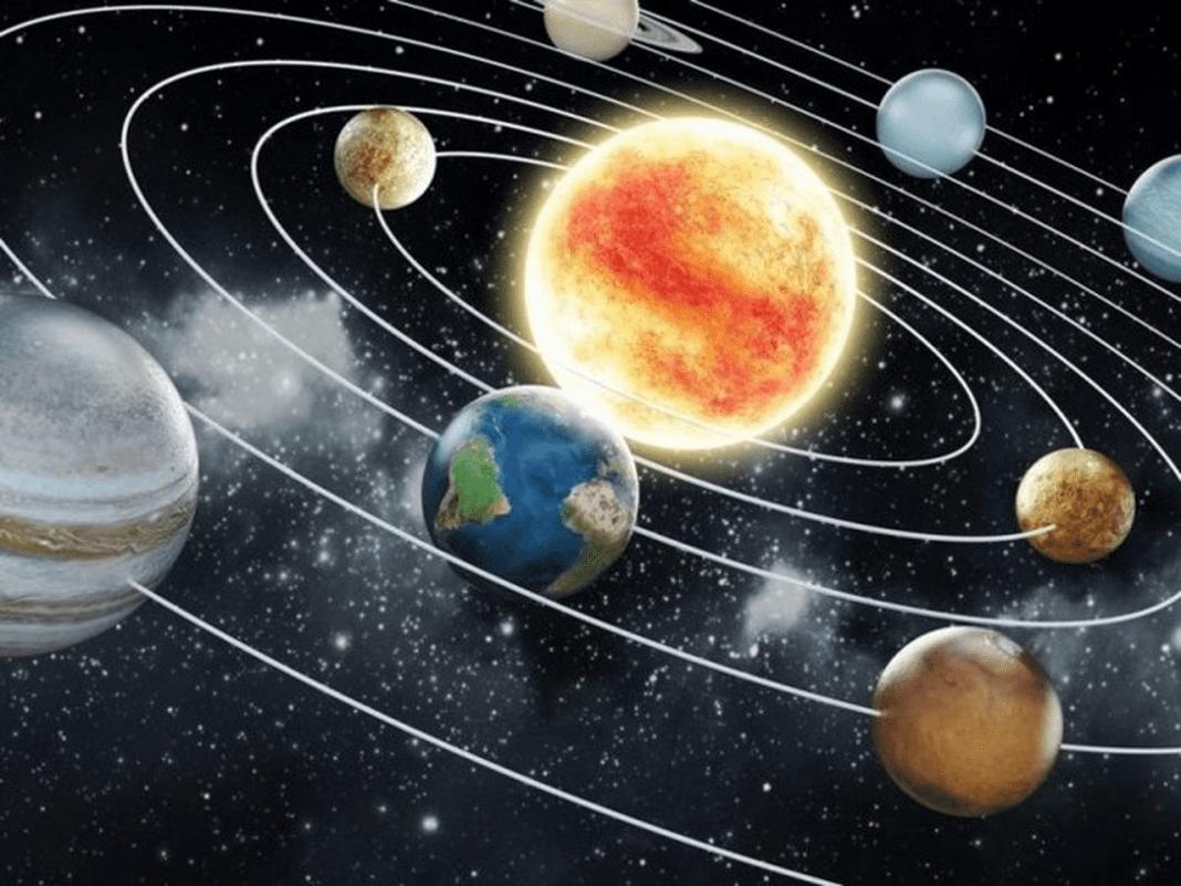 Hệ Mặt trời trong vũ Trụ DC