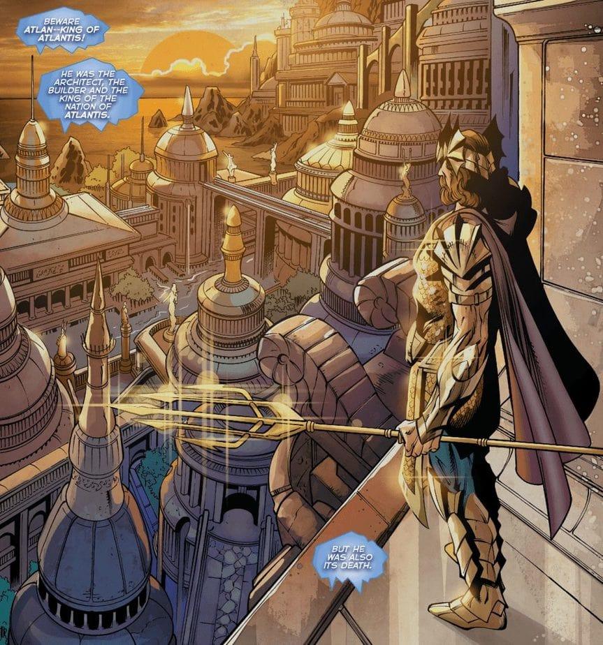 Vương quốc Atlantis
