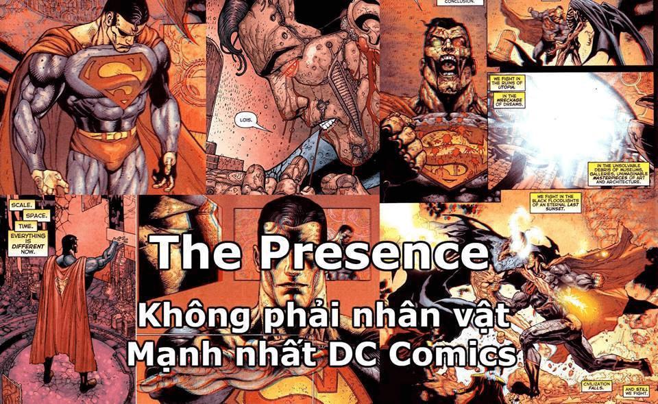 The Presence là ai ?