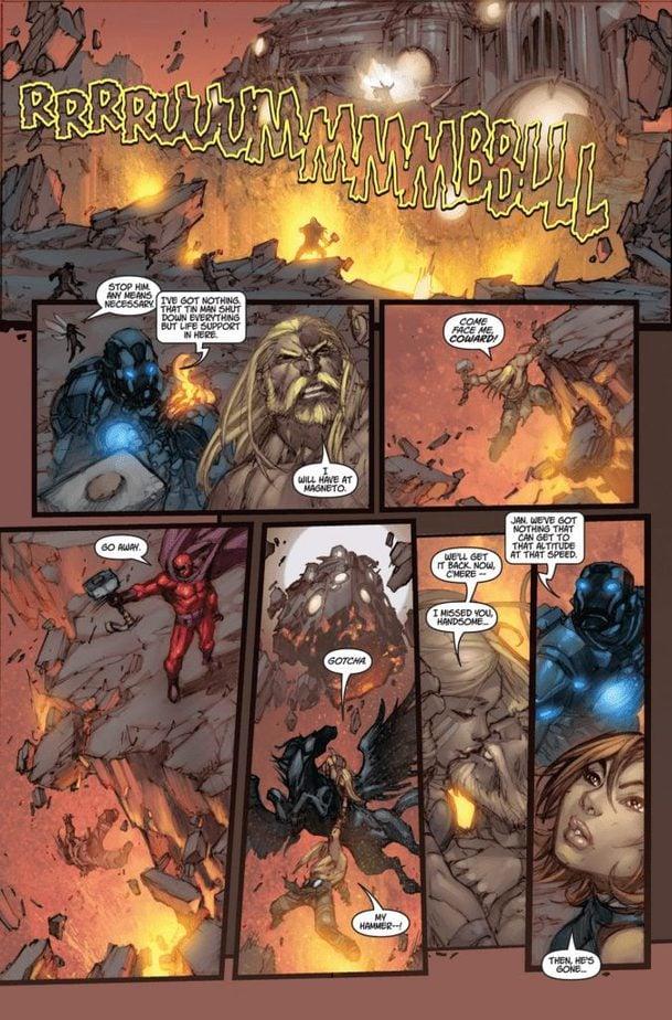 Magneto 1610 nâng búa