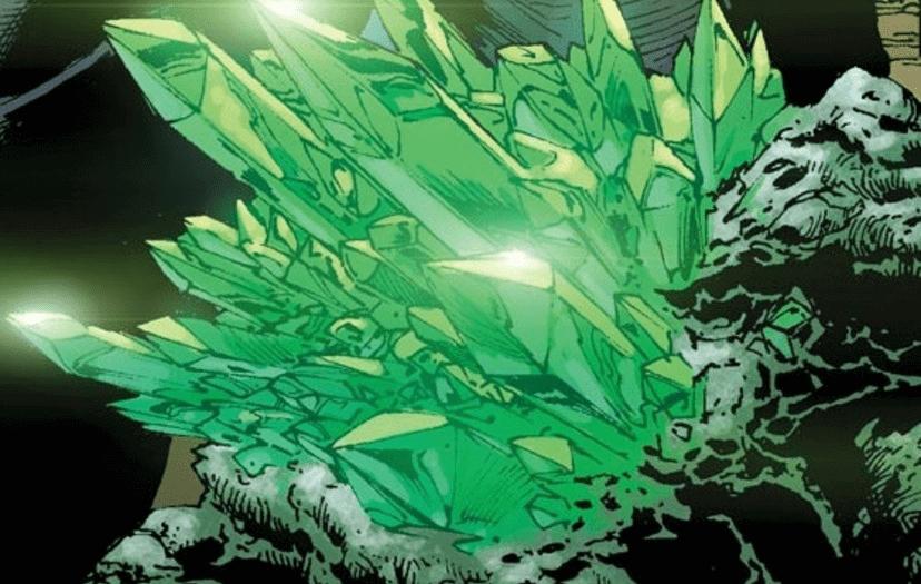 Lịch sử Kryptonite