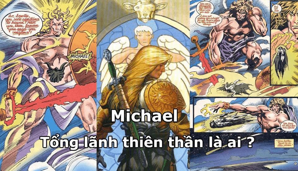 Michael Demiurgos - Tổng lãnh thiên thần ( Archangel )