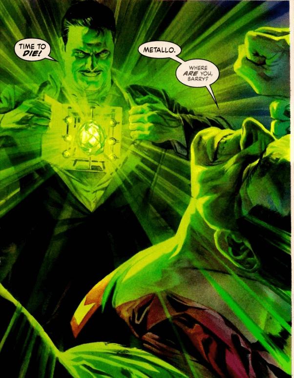 Kryptonite xanh lá